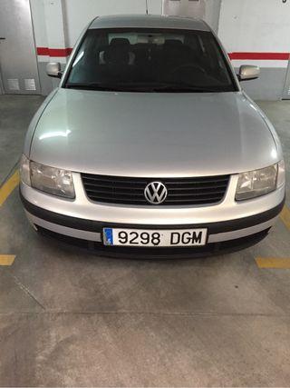 Volkswagen Passat, por Furgoneta