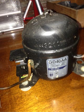Compresor motor nevera