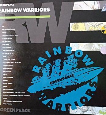 Disco Greenpeace, varios artistas