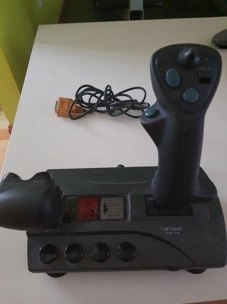 joystick saitek x8 38