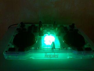controladora hercules control glow