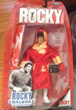 Figura oficial Rocky. NUEVA SIN ABRIR. marca JAKKS PACIFIC