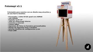Fotomapi - Fotomaton para eventos