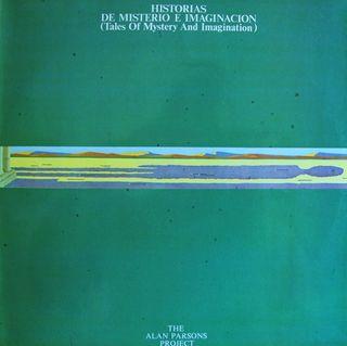 Disco. Alan Parsons Project - Historias de...