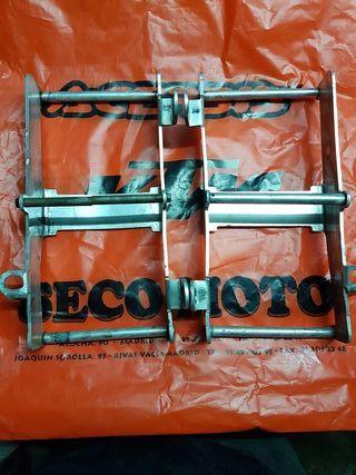 Protector radiador KTM EXC-SX