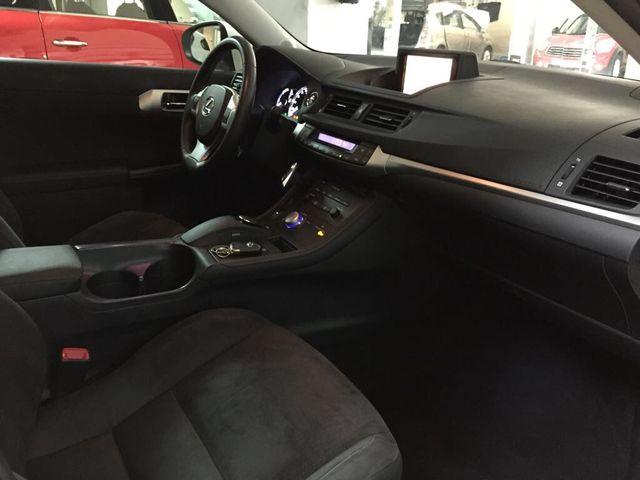 Lexus CT 200 H Navegación 2012