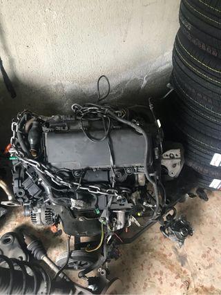 Motor completo citroen c2 1.4 hdi