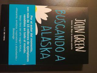 Libro Buscando Alaska