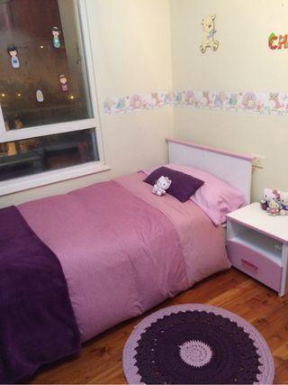 Muebles dormitorio niña