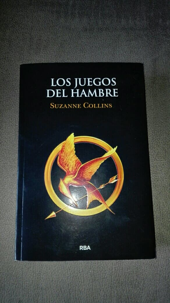 Libro Los Juegos Del Hambre 1 De Segunda Mano Por 2 5 En Arroyo De