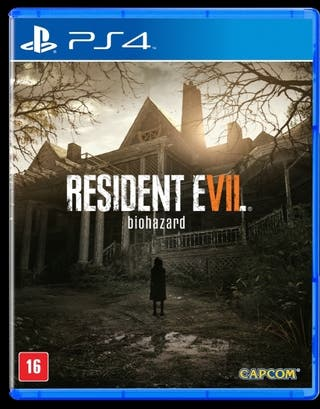 resident evil 7 PS4 CAMBIO.