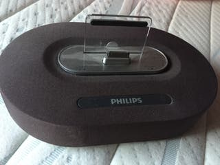 Philips DS1200/12 Altavoz base (negro)