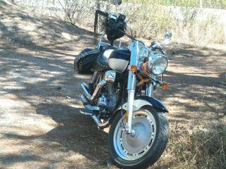 moto en perfecto estado tiene 4200klmtro600551009