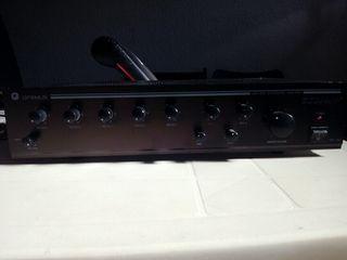 Amplificador Optimus