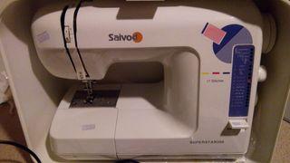Máquina de coser Saivod Superstar 206 PARA PIEZAS