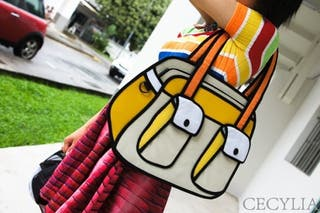 Bolso Jump from Paper