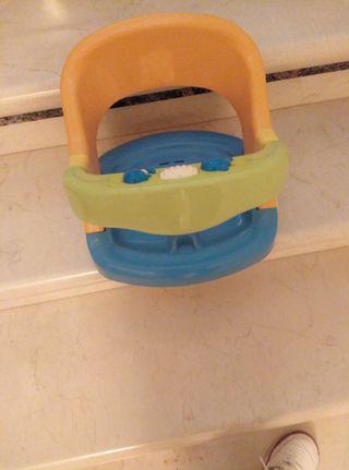 Silla de baño para niño