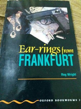 Libro,Ear - rings from Frankfurt
