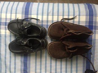 Zapatos y botas niño