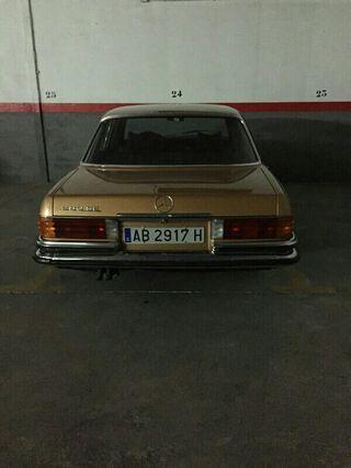 Mercedes-Benz 280 SE w 116 1974