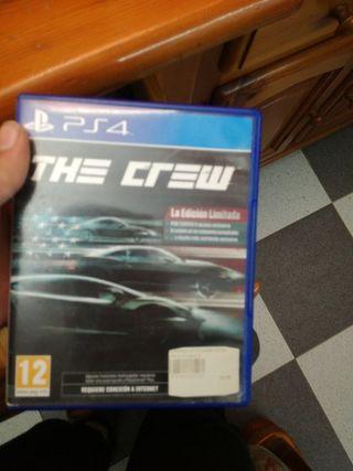 The crew Version Limitado con ventajas
