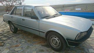 Peugeot 505 SRD turbo 80 cv
