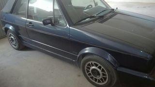 Volkswagen Golf Cabrio precio negociable.