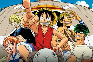serie one piece