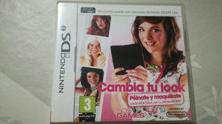 Cambia tu look juego Nintendo DSi