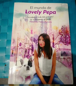 El mundo de Lovely Pepa