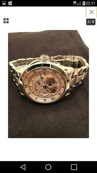 reloj Bulova automatic 21 jewels