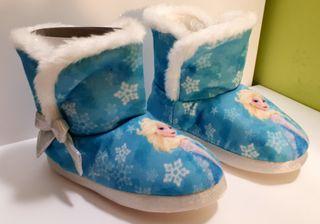 Zapatillas de estar por casa Frozen !!! nuevas!!!