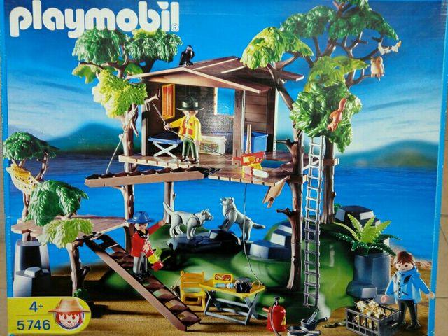 Playmobil casa del arbol de segunda mano por 65 en talavera de la reina en wallapop - Casa del arbol de aventuras playmobil ...
