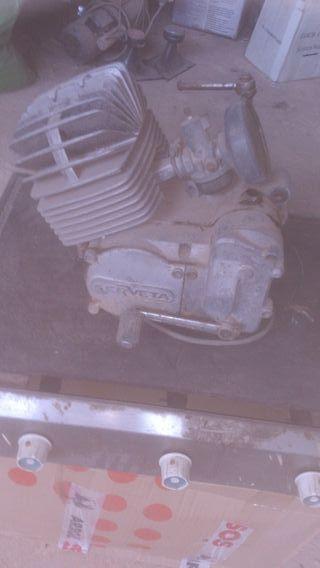 Motor motoserveta