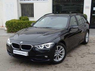 BMW Serie 3 Touring 318D Automático 150cv Mod 31 EU 6