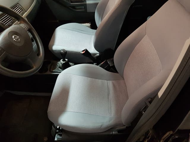 Opel Meriva 2004