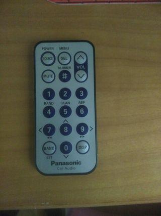 mando a distancia car audio