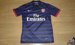 camiseta ARSENAL futbol