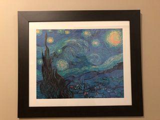 Cuadros decoración van Gogh