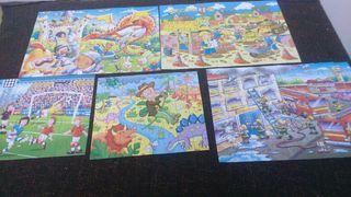 10 x Puzzles