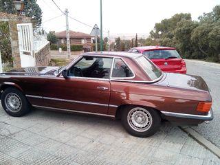 Mercedes SL 280. 1978