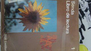 Libro escolar senda 1 egb