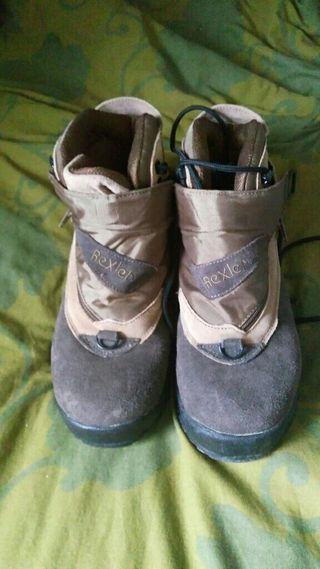 Botas de monte