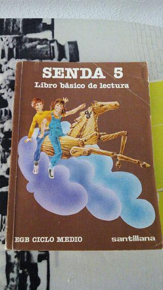 Libro escolar senda 5 egb