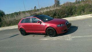 Audi A3 sportback exclusive 2006