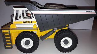 Camión obras Playmobil