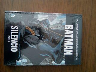 Batman. Silencio.