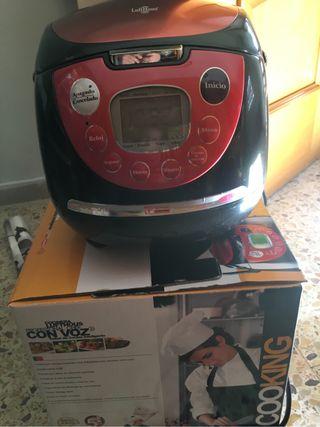 Robot de cocina de segunda mano en barcelona en wallapop - Maxicook superchef ...