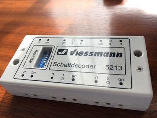 Decoder digital viessmann 5213