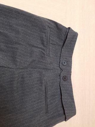 15 Mano De Segunda Y Mango Pantalón Traje Chaqueta Mujer Por qpTwzxggv